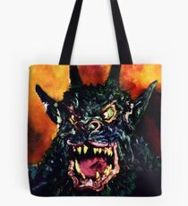Curse of the Demon Tote Bag