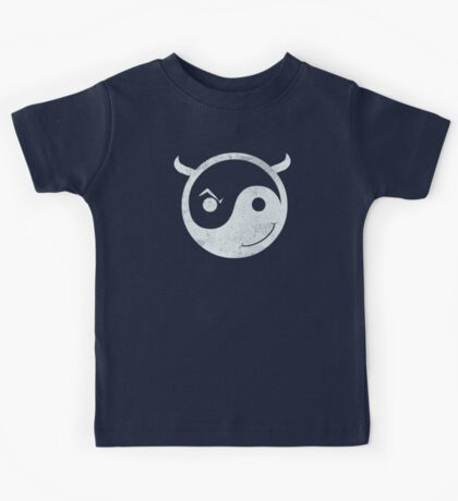 cool yin yang diablo Kids Clothes