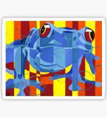 Primary Frog Sticker