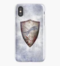 Stark Shield - Battle Damaged iPhone Case
