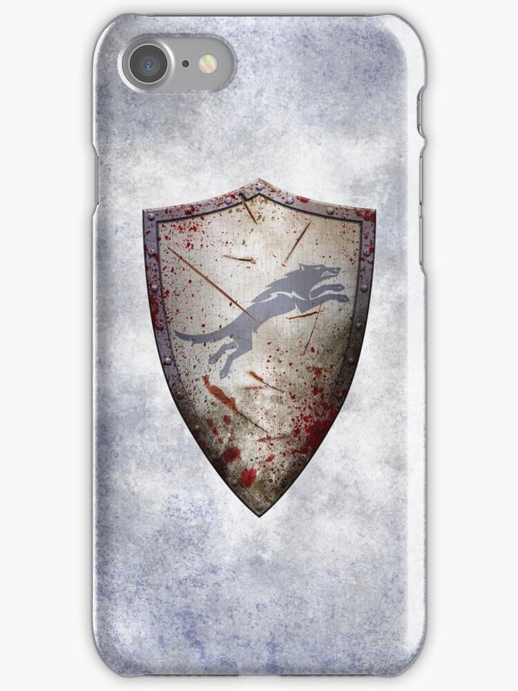 Stark Shield - Battle Damaged by HankTheTurtle