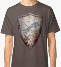 Stark Shield - Battle Damaged Classic T-Shirt