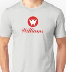 Williams pinball machines Unisex T-Shirt