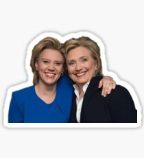 mckinnon - clinton 3 Sticker