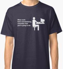 Stressed ?  Classic T-Shirt
