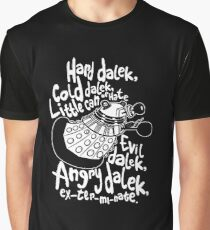hard cold doctor who Graphic T-Shirt