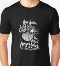 hard cold doctor who Unisex T-Shirt