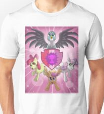 MLP: CutieMark Crusader Recruits Unisex T-Shirt