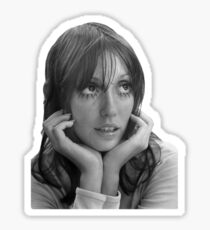 Shelley Duvall Sticker
