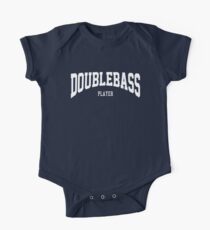 Double Bass Player Kids Clothes
