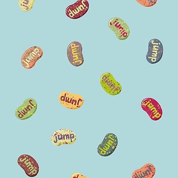 Jumpin' Jelly Beans by alwayslovedcc