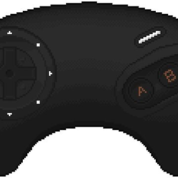 Genesys gamepad by agateau