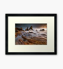 Crohy Head / Co Donegal / Ireland Framed Print
