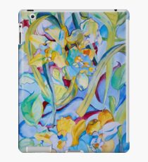 Orchid--Reveal iPad Case/Skin