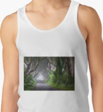 The Dark Hedges / Game of Thrones / Co Antrim / Northern Ireland Tank Top