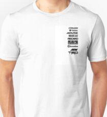 Performance Logo Phone Case  Unisex T-Shirt