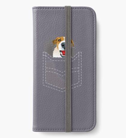Harry in pocket iPhone Wallet