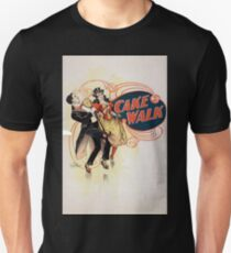 Performing Arts Posters Cake walk 1497 Unisex T-Shirt