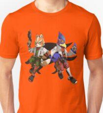 Fox and Falco T-Shirt