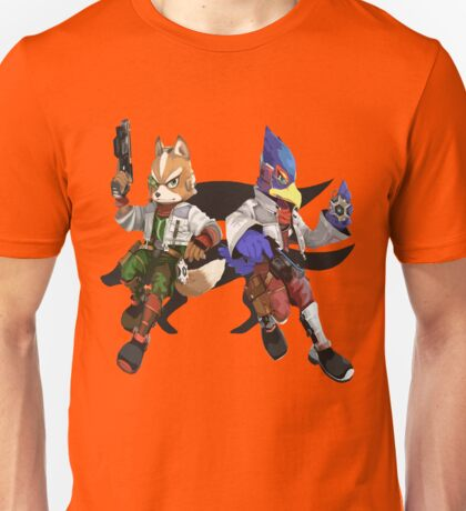Fox and Falco Unisex T-Shirt