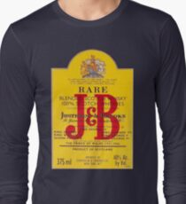 J&B Rare Scotch Whisky Blend Long Sleeve T-Shirt