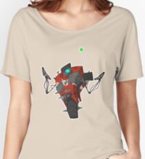 Badass Claptrap Sticker Women's Relaxed Fit T-Shirt