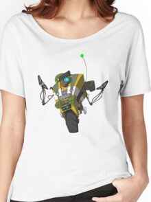 Soldier Claptrap Sticker Women's Relaxed Fit T-Shirt