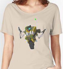 Soldier Claptrap Sticker Women's Relaxed Fit T-Shirt