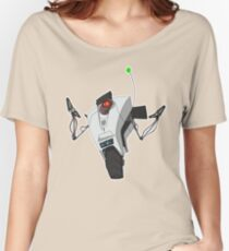 Portal Claptrap Sticker Women's Relaxed Fit T-Shirt