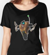 Jakob's Claptrap Sticker Women's Relaxed Fit T-Shirt