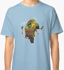 Wizard Claptrap Sticker Classic T-Shirt