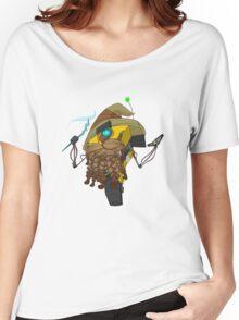 Wizard Claptrap Sticker Women's Relaxed Fit T-Shirt