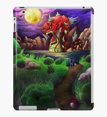 Red Gyarados iPad Case/Skin
