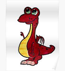 Lil' Dragon Poster