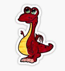 Lil' Dragon Sticker