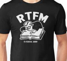 RTFM (WB) Unisex T-Shirt