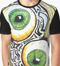 AYE, EYE Graphic T-Shirt
