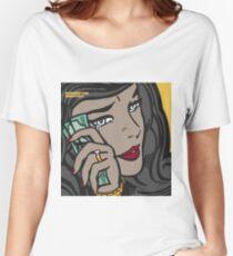 Summertime Shootout 2 cover Women's Relaxed Fit T-Shirt