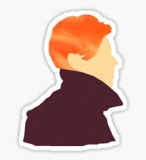 David Bowie - Low (Minimal) Sticker