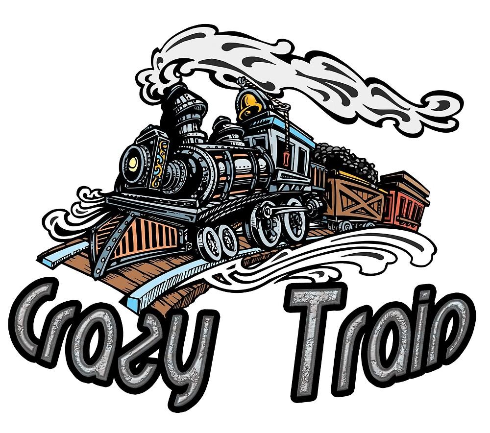 Crazy Train by Rob Hopper