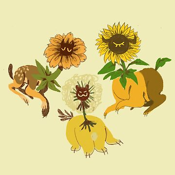 flower cats by neap