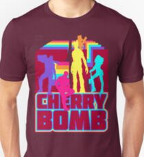 Cherry Bomb (Full) Unisex T-Shirt