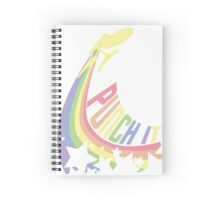 Punch It Spiral Notebook