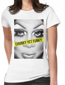 Chunk yet Funky Womens Fitted T-Shirt
