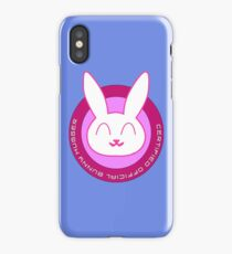 Certified Official Bunny Hugger iPhone Case/Skin