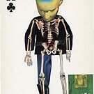 Ace of Clubs by John Stars