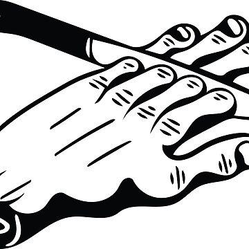 Hand by skinnyturd