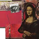 Mona Lisa by John Stars