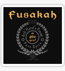 Fusakah Sticker