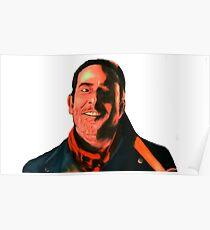 Negan Fanart- Copper Ver. Poster